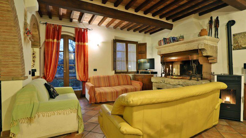Ancient farmhouse Spinobianco Tuscany Chianciano 38