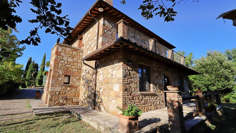 Ancient farmhouse Spinobianco Tuscany Chianciano 4