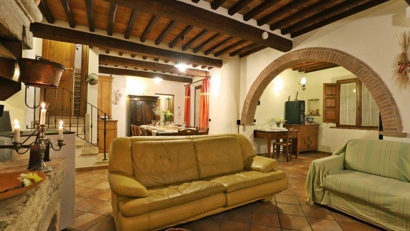 Ancient farmhouse Spinobianco Tuscany Chianciano 40