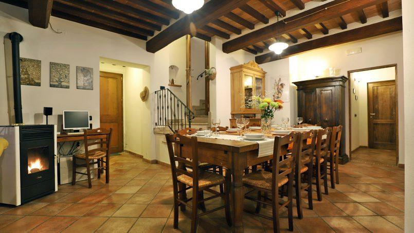 Ancient farmhouse Spinobianco Tuscany Chianciano 41