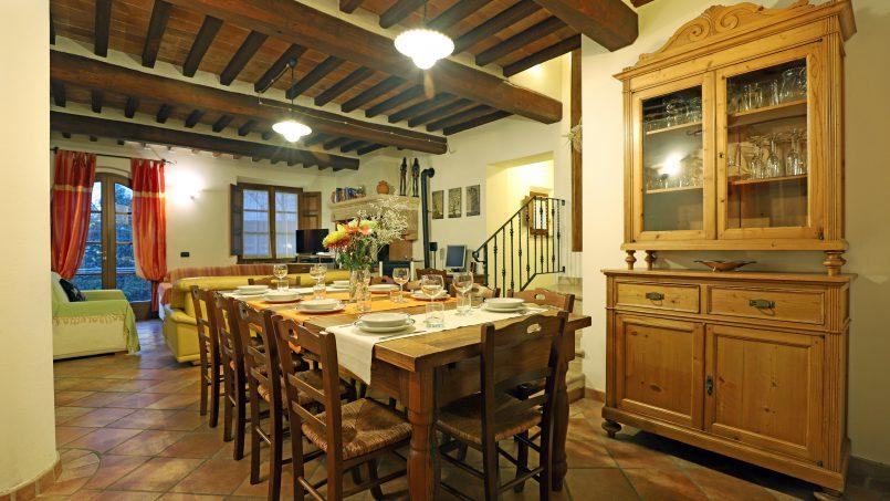 Ancient farmhouse Spinobianco Tuscany Chianciano 42