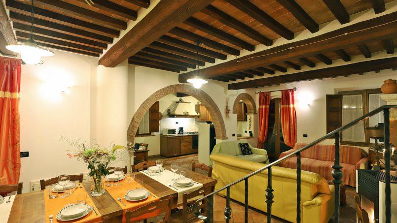 Ancient farmhouse Spinobianco Tuscany Chianciano 44