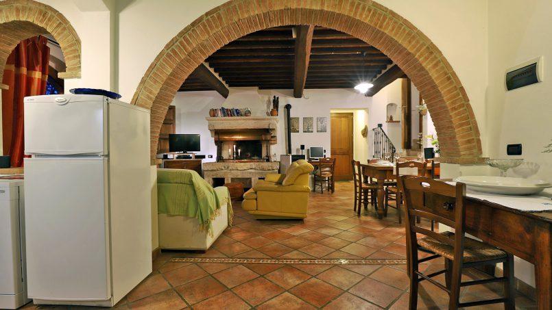 Ancient farmhouse Spinobianco Tuscany Chianciano 47