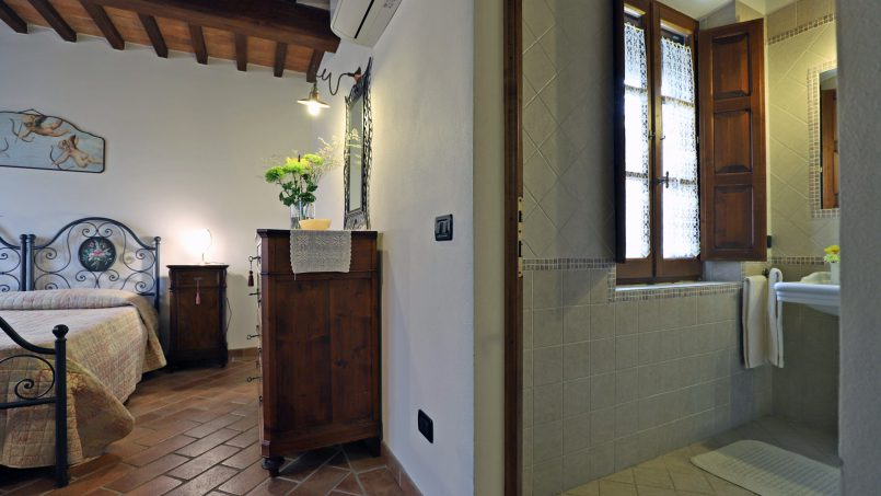 Ancient farmhouse Spinobianco Tuscany Chianciano 56