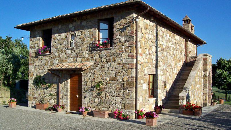 Ancient farmhouse Spinobianco Tuscany Chianciano 7