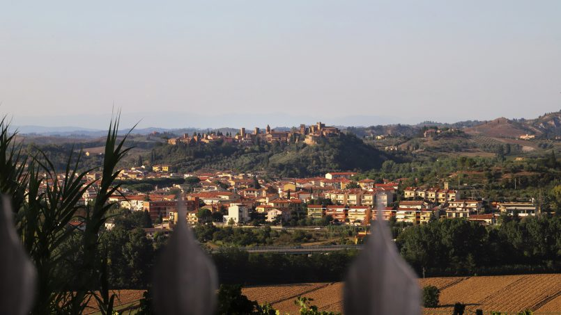 Detached Villa Tameriggio Tuscany San Gimignano 10