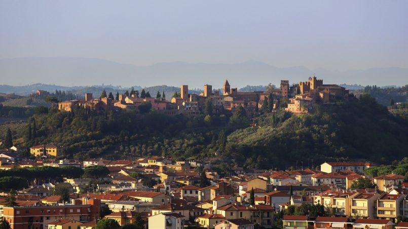 Detached Villa Tameriggio Tuscany San Gimignano 11