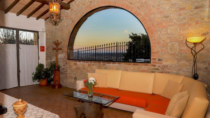 Detached Villa Tameriggio Tuscany San Gimignano 19