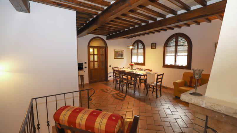 Detached Villa Tameriggio Tuscany San Gimignano 21