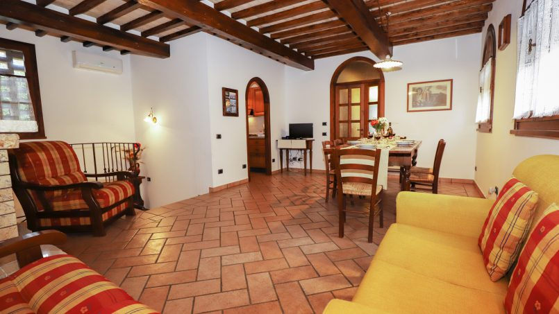 Detached Villa Tameriggio Tuscany San Gimignano 22