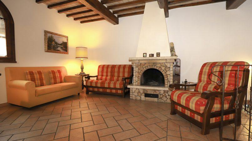 Detached Villa Tameriggio Tuscany San Gimignano 25
