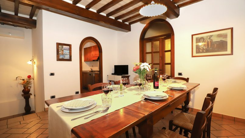 Detached Villa Tameriggio Tuscany San Gimignano 27