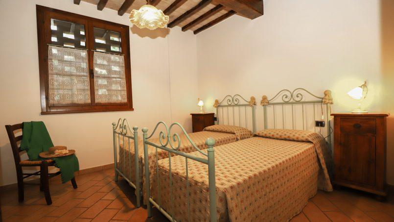 Detached Villa Tameriggio Tuscany San Gimignano 32