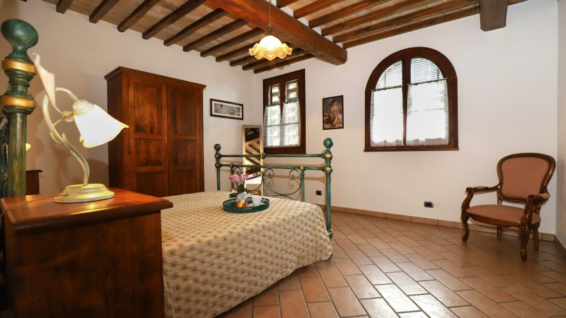 Detached Villa Tameriggio Tuscany San Gimignano 38