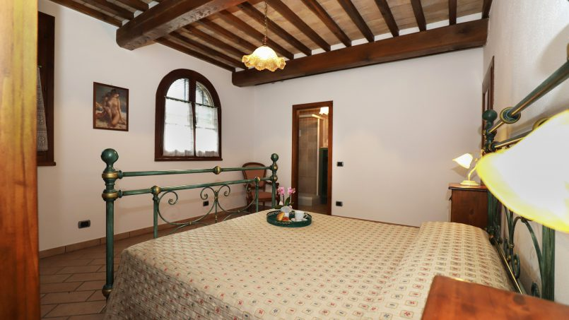Detached Villa Tameriggio Tuscany San Gimignano 39
