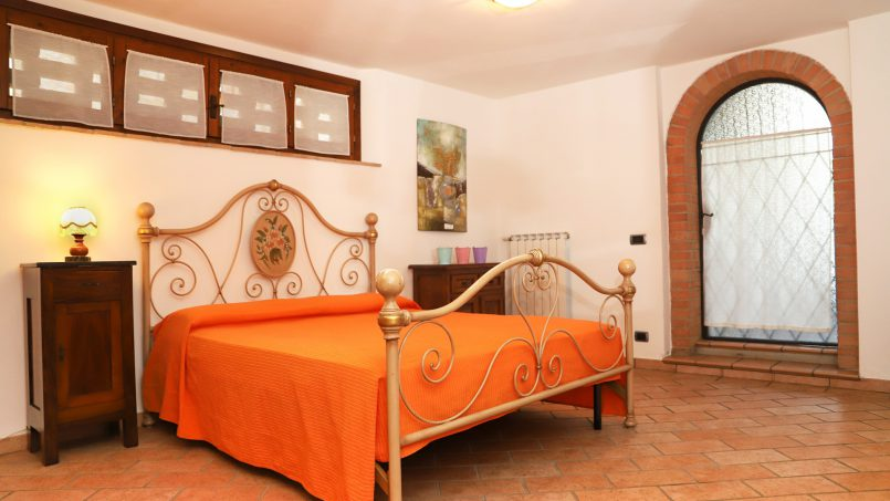Detached Villa Tameriggio Tuscany San Gimignano 43