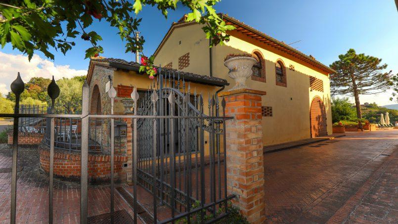 Detached Villa Tameriggio Tuscany San Gimignano 51