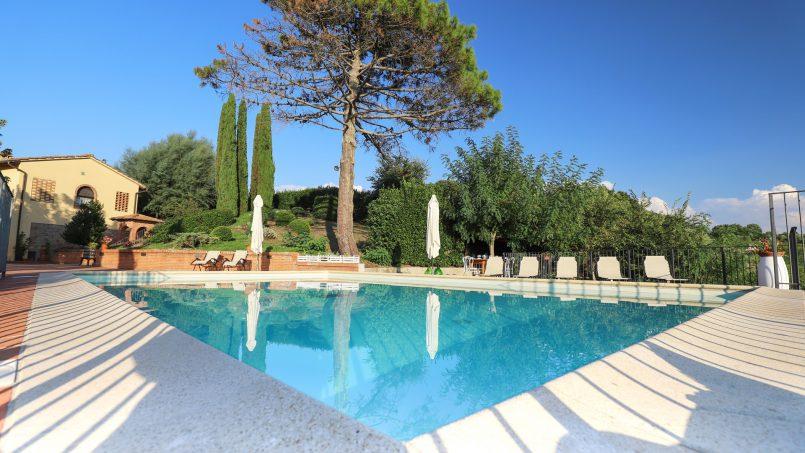 Detached Villa Tameriggio Tuscany San Gimignano 57