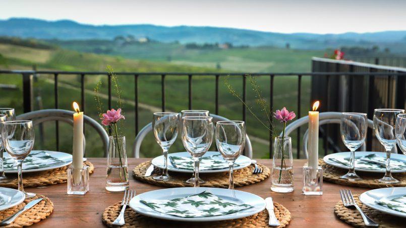 Detached Villa Tameriggio Tuscany San Gimignano 6