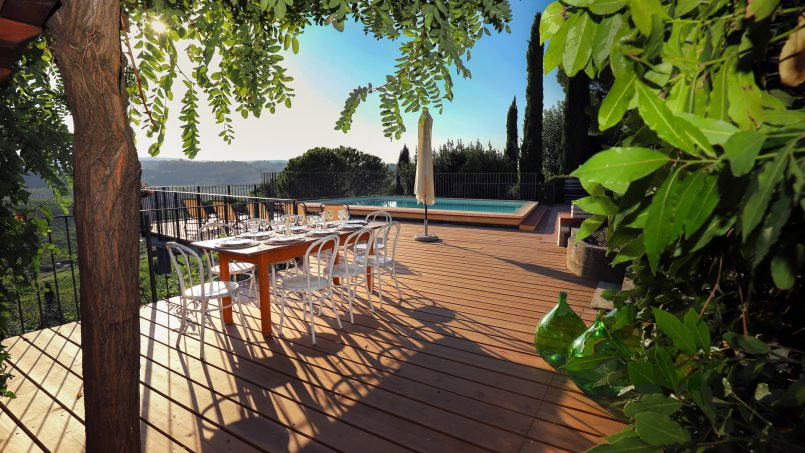 Detached Villa Tameriggio Tuscany San Gimignano 65