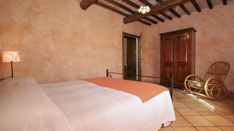 Hillside stone built La Ripa Tuscany Belforte 5