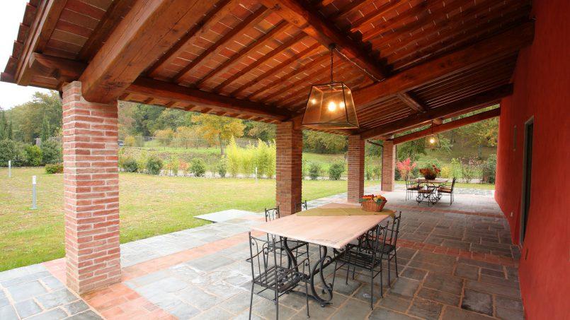 Hillside Villa Leccioli Tuscany Reggello 16