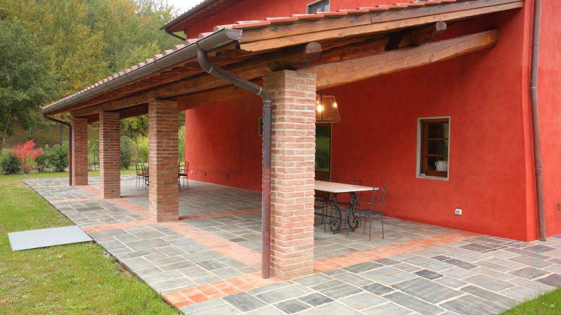 Hillside Villa Leccioli Tuscany Reggello 17