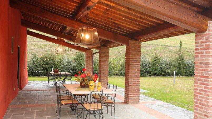 Hillside Villa Leccioli Tuscany Reggello 18