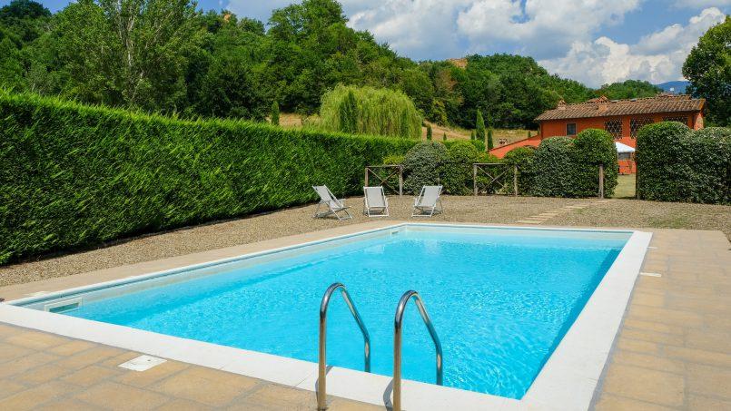 Hillside Villa Leccioli Tuscany Reggello 21
