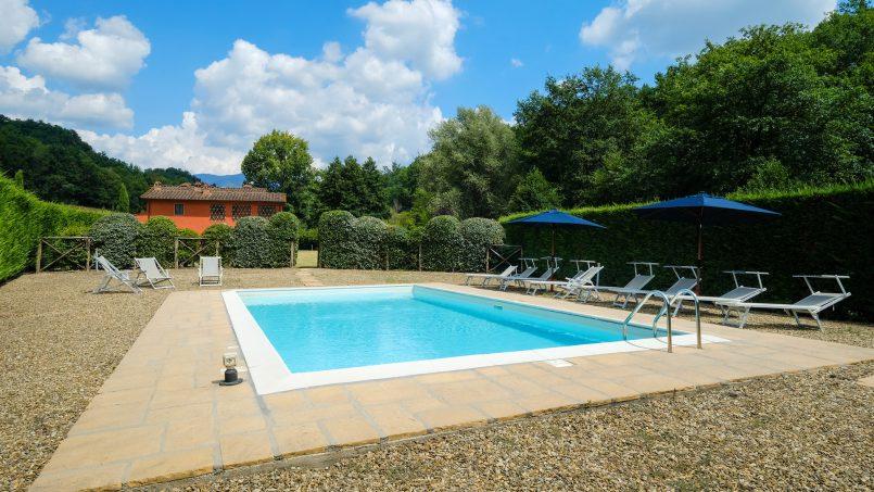 Hillside Villa Leccioli Tuscany Reggello 23