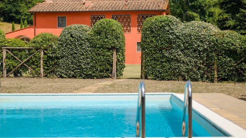 Hillside Villa Leccioli Tuscany Reggello 24