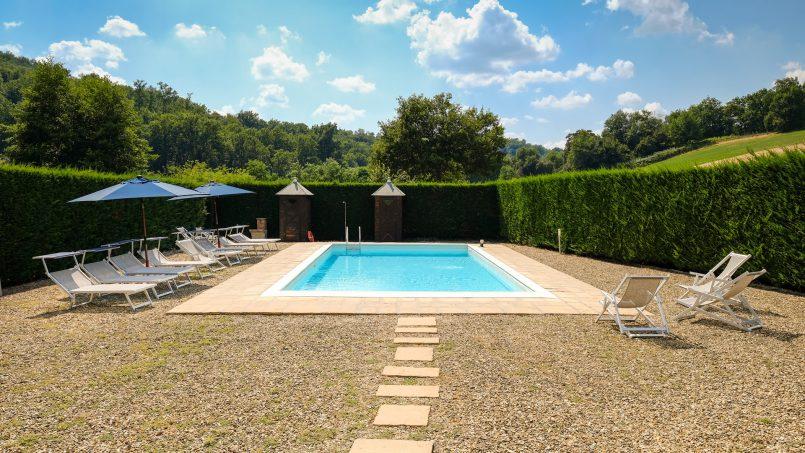 Hillside Villa Leccioli Tuscany Reggello 25