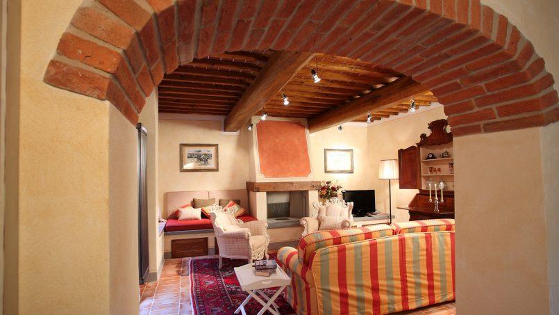 Hillside Villa Leccioli Tuscany Reggello 26