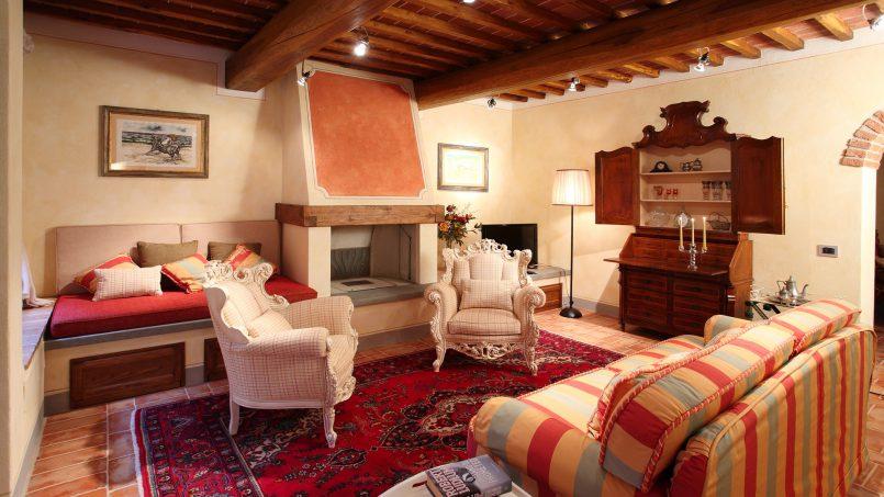 Hillside Villa Leccioli Tuscany Reggello 27