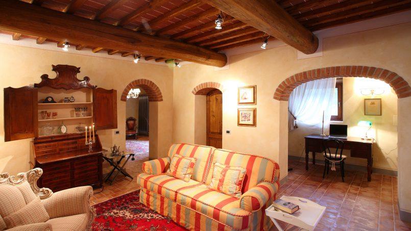 Hillside Villa Leccioli Tuscany Reggello 28