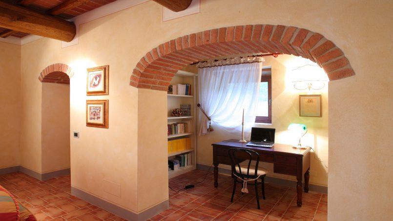 Hillside Villa Leccioli Tuscany Reggello 29
