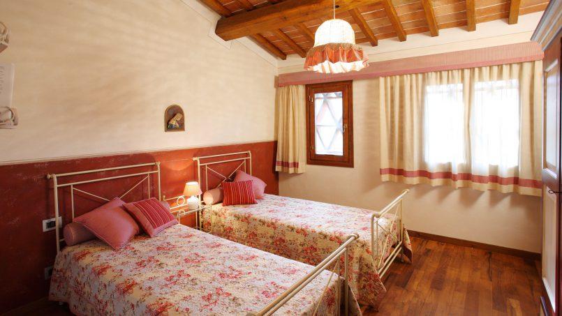 Hillside Villa Leccioli Tuscany Reggello 3