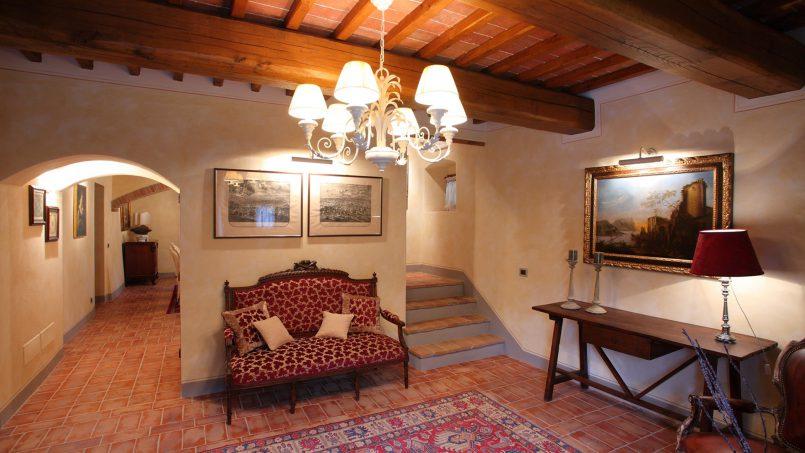 Hillside Villa Leccioli Tuscany Reggello 30