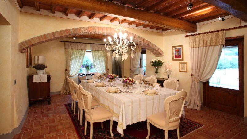 Hillside Villa Leccioli Tuscany Reggello 31