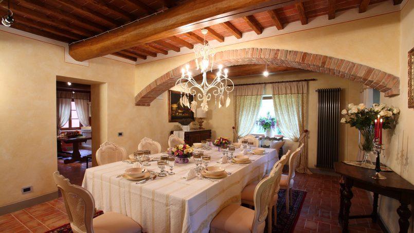 Hillside Villa Leccioli Tuscany Reggello 32