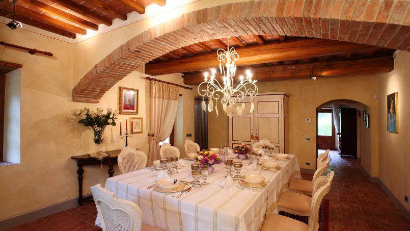 Hillside Villa Leccioli Tuscany Reggello 33