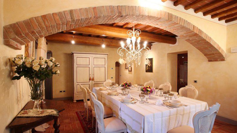 Hillside Villa Leccioli Tuscany Reggello 34