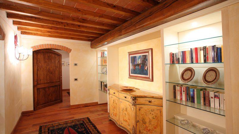Hillside Villa Leccioli Tuscany Reggello 41