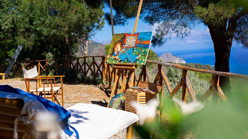 Cottage Petra delle Madonie Sicily Palermo Cefalù 12