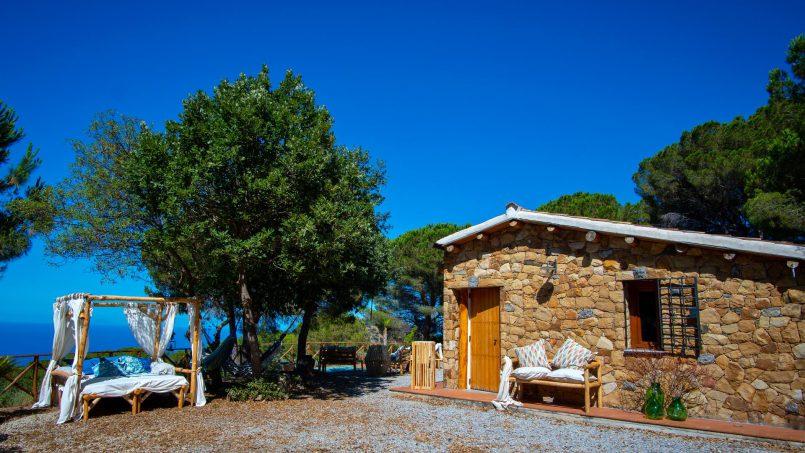 Cottage Petra delle Madonie Sicily Palermo Cefalù 2