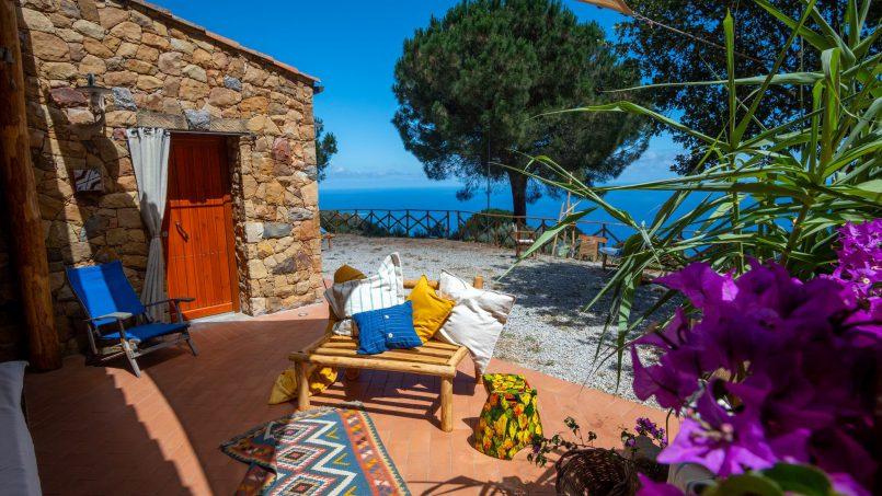 Cottage Petra delle Madonie Sicily Palermo Cefalù