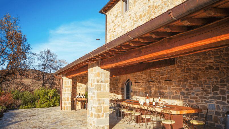 Villa Castiglioni Tuscany Radda in Chianti 2