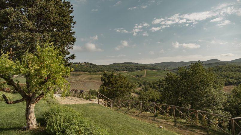 Villa Castiglioni Tuscany Radda in Chianti 11