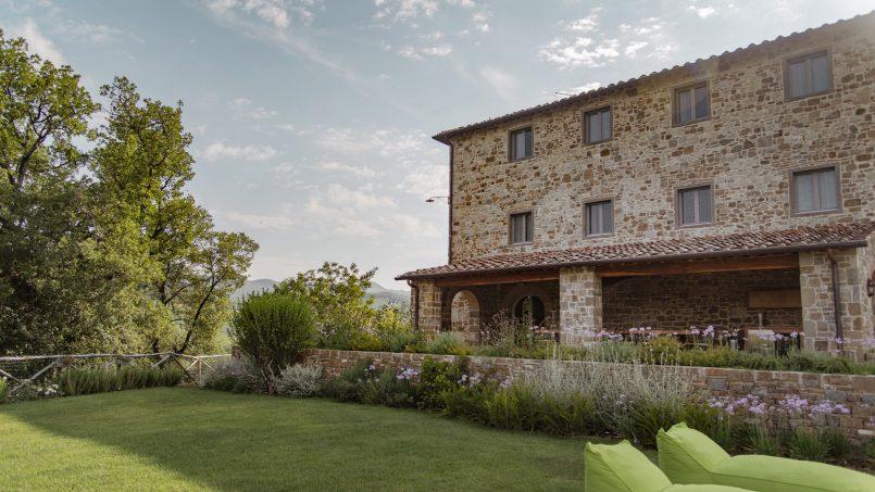Villa Castiglioni Tuscany Radda in Chianti 14