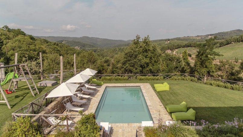 Villa Castiglioni Tuscany Radda in Chianti 17